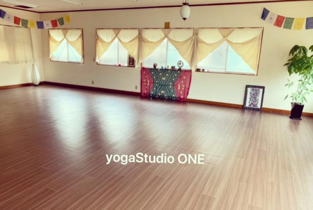 yoga studio ONEの画像